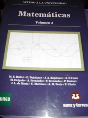 LIBROS ACCESO UNIVERSIDAD MAYORES 25 AÑO - foto 3