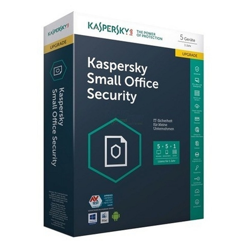 KASPERSKY SMALL OFFICE SECURITY V5 5 1
