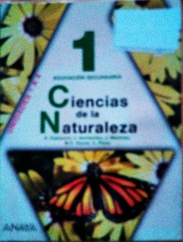 CIENCIAS DE LA NATURALEZA 1º ESO ANAYA