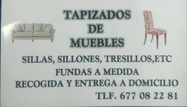 TAPIZADOS DE MUEBLES - foto 1