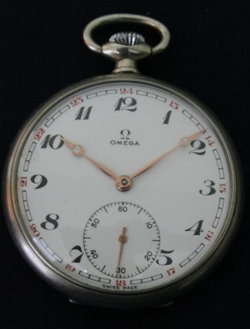 Reloj Antiguo De Omega Vendido