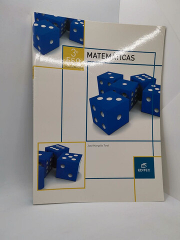 MATEMATICAS ACADÉMICAS 3 ESO EDITEX - foto 1
