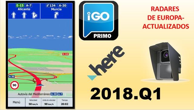 GPS PROGRAMA IGO PRIMO TRUCK