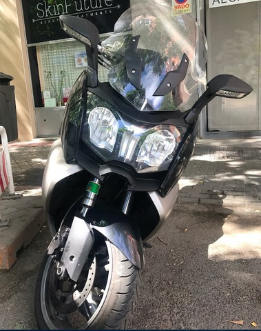BMW - C650GT ABS AKRAPOVIC