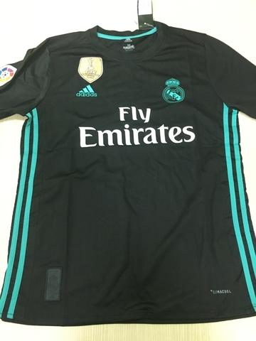 0328dc177 COM - Camiseta negra real madrid Segunda mano y anuncios clasificados
