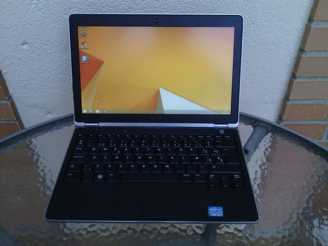 DELL LATITUDE E6220, 8GB, 160GB, 4USB