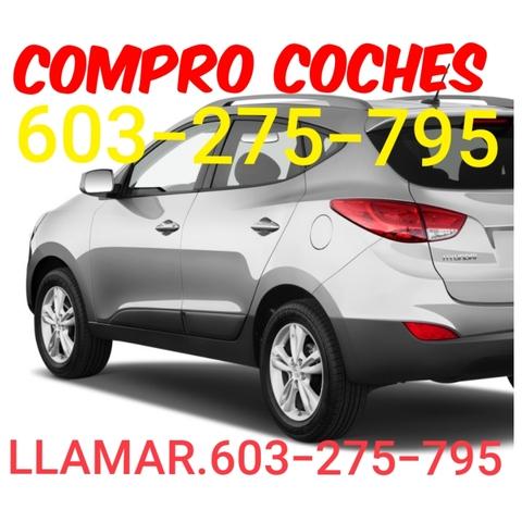 COMPRO COCHES FINANCIADOS CON RESERVA