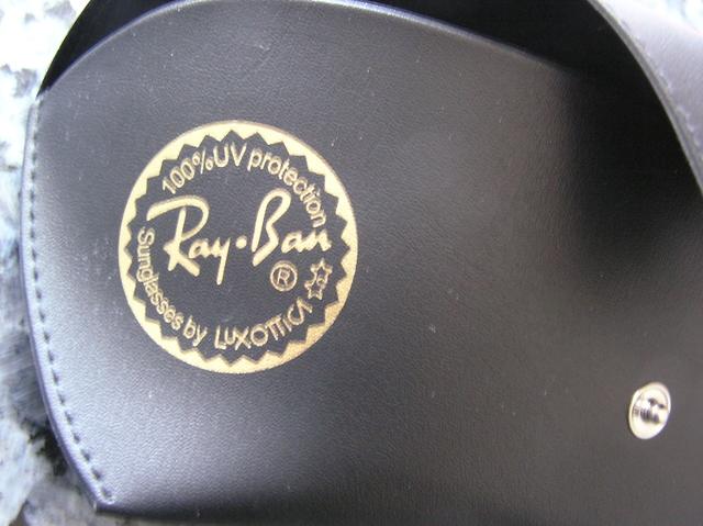 MIL ANUNCIOS.COM Estuche Ray Ban negro original
