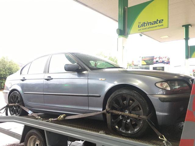 DESPIECE BMW 320D E46 150CV 204D4