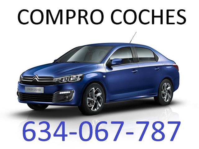 COMPRO COCHES CON EMBARGO Y PRECINTO
