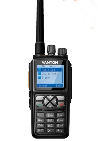 WALKIE TALKIE DIGITAL YANTON DM-980 DMR - foto 1