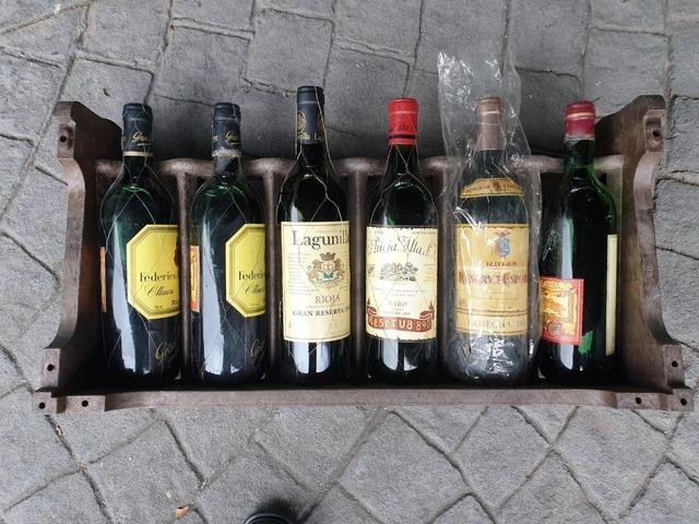 Vinos De Rioja Blancos Y Tintos