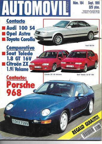 REVISTA AUTOMOVIL 164