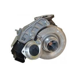 TURBO INTERCAMBIO MERCEDES C220 CDI W203