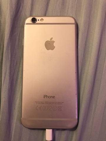 IPHONE 6, 32GB PANTALLA ROTA