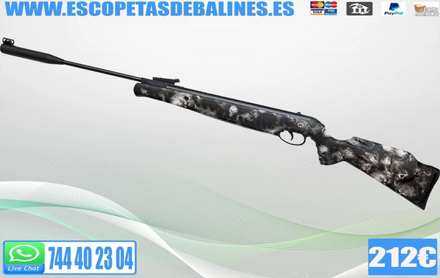 ESCOPETA NORICA PHANTOM GRS CAL 4, 5MM