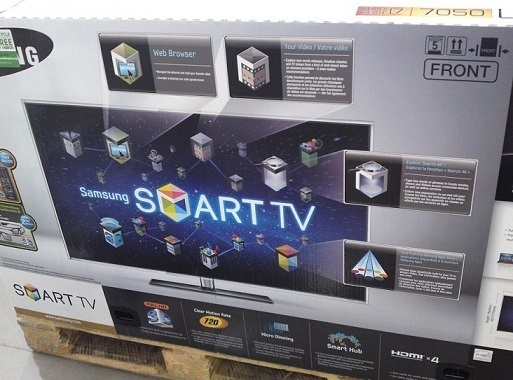 TELEVISOR LED HD 4K NUEVO