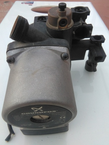 BOMBAS DE AGUA COINTRA E20I,  E20L,  M20L - foto 8