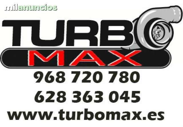 TURBO INTERCAMBIO MERCEDES OM642 24H