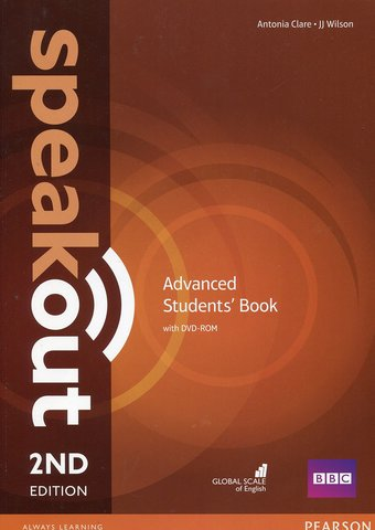 SPEAKOUT ADVANCED SECOND EDITION