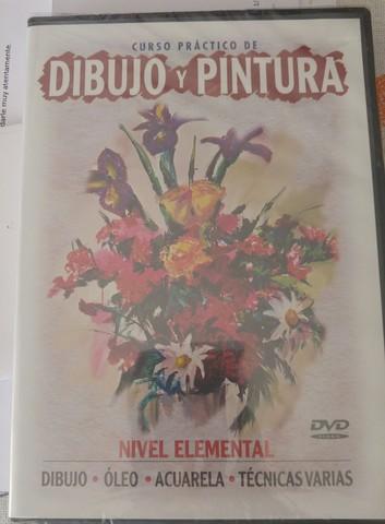 DVD CURSO DE DIBUJO Y PINTURA - foto 1