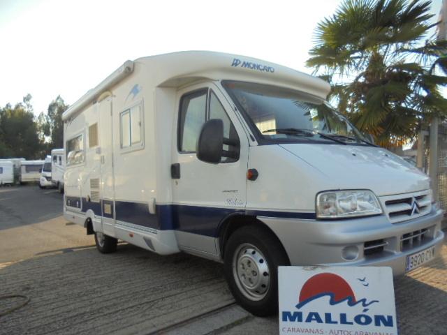 MONCAYO - HALCON 435 PERFILADA