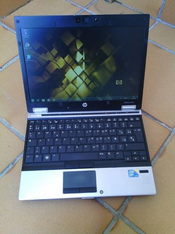 HP ELITEBOOK 2540P, 4GB, 250GB, WIFI