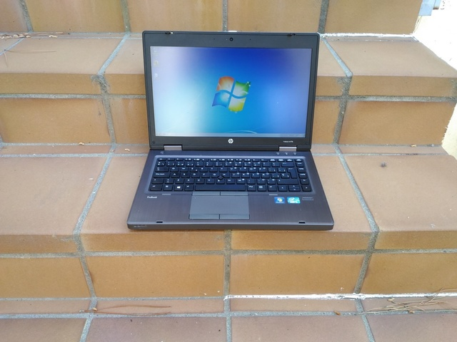 HP 6470B, 4GB, 320GB, 4USB, DVD