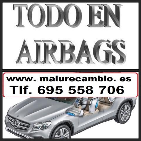 AIRBAG EN KIT Y SUELTOS RECONSTRUIDOS. -