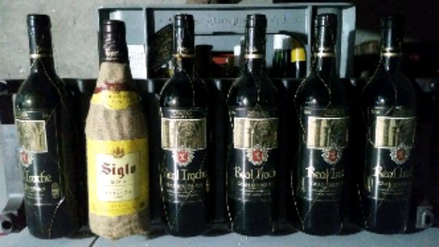 Compro Bodegas De Vino Ron