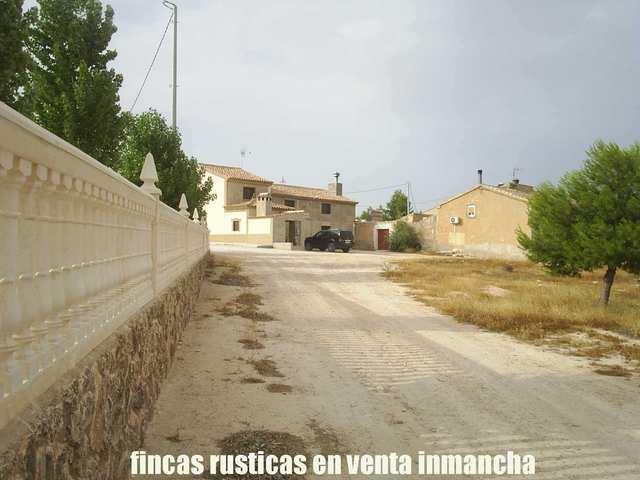 FINCA VENTA INMANCHA VIÑA-CAZA YEGUADA - foto 4