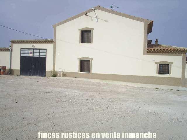 FINCA VENTA INMANCHA VIÑA-CAZA YEGUADA - foto 2