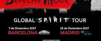 2 ENTRADAS DEPECHE MODE MADRID PISTA