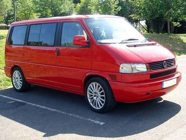 T4 VW MULTIVAN TRANSPORTER T5