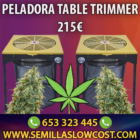 PELADORA DE HIERBA POR 215