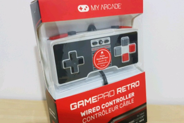 MANDO MY ARCADE GAMEPAD RETRO NES MINI