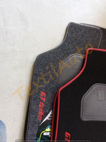 ALFOMBRILLAS SUPER 5 GT TURBO