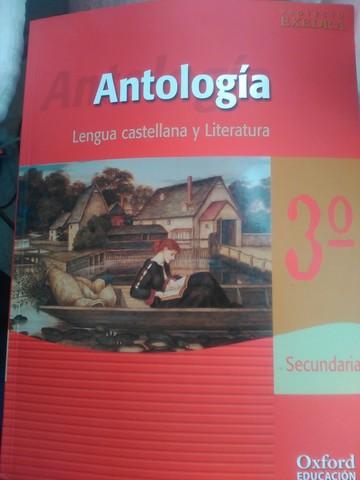 ANTOLOGIA 3º SECUNDARIA