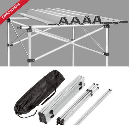 Anuncios Plegable Aluminio com Enrollable Mesa Mil c1JlFK