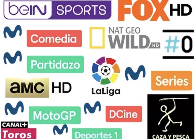 IPTV 3 CALIDADES