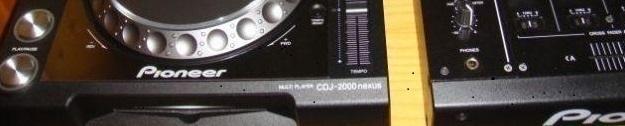 2 CDJ 2000 NEXUS Y DJM 900NXS