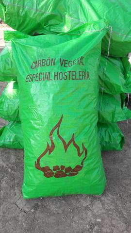 CARBON VEGETAL ENCINA - foto 2