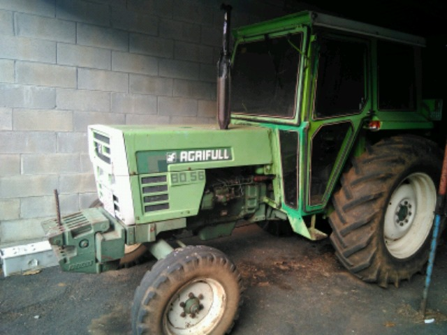 TRACTOR AGRIFULL IMPECABLE