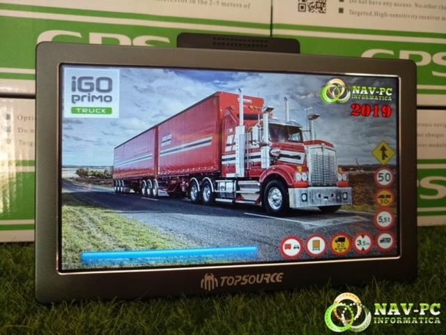 GPS IGO PRIMO TRUCK 2021 TRUKS Y BUS - foto 1