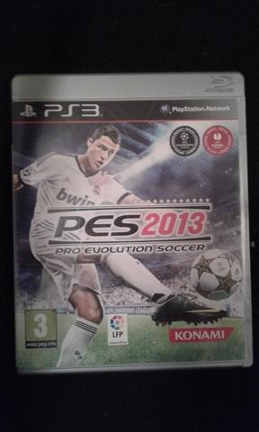 JUEGO PS3 PLAYSTATION 3 PES 2013