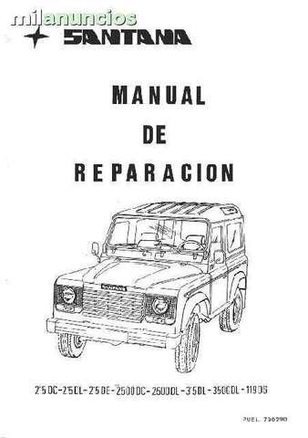 MANUAL TALLER LAND ROVER SANTANA S3 PDF