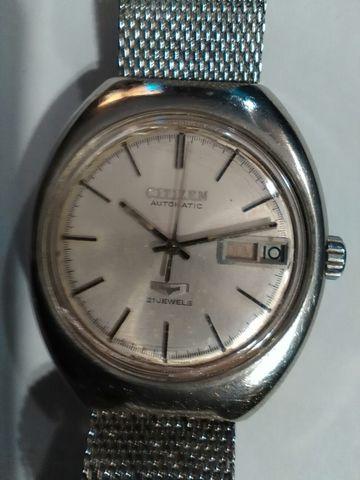 Reloj Citizen Automatico  Milanesa