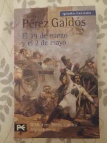 EPISODIOS NACIONALES  DE PÉREZ GALDÓS.  - foto 1