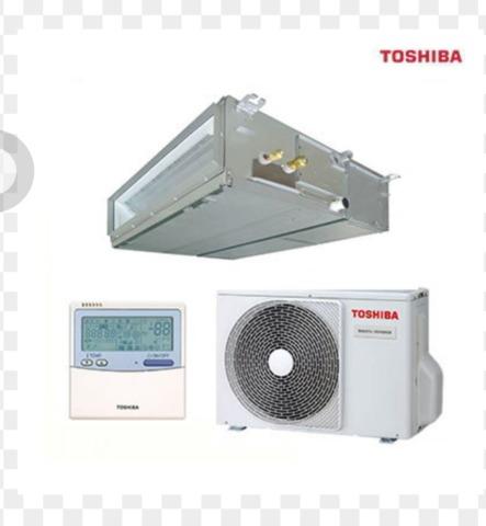 TOSHIBA SPA INVERTR 80, 6000F, INSTALADA