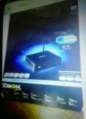 MINIPC ZOTAC XBOX - foto 1